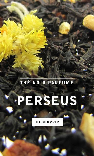 Thé noir parfumé - Perseus - THEODOR