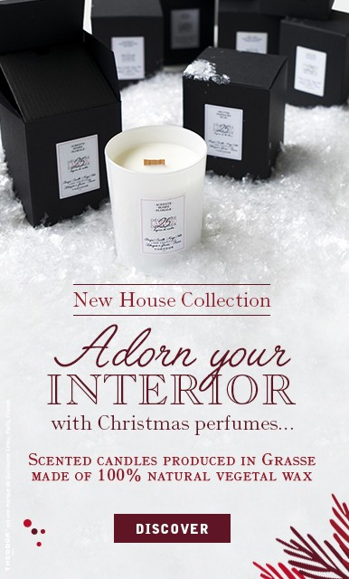 THEODOR scented candles