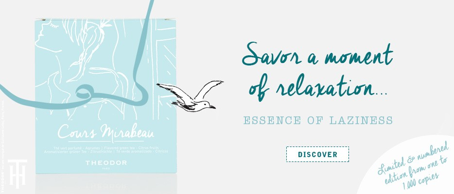 THEODOR - Essence of Laziness : Cours Mirabeau - Limited Edition