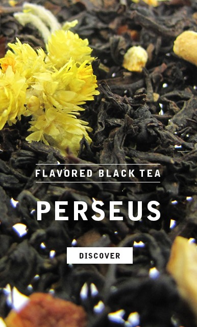 Flavored black tea - Perseus - THEODOR