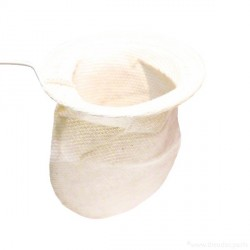 FABRIC FILTER FOR 2 TEACUPS