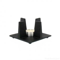 teapot heater big size black