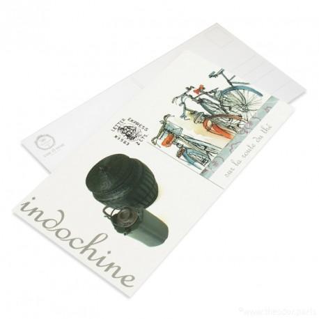 Pochette cartes postales