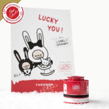 TEA - 'JAPONIC DEC. 25th' BLACK - TAROUT ED. - LONELY GRANNY