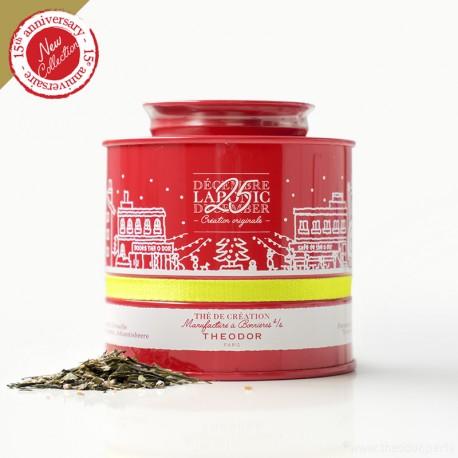 TEA - 'JAPONIC DEC. 25th' GREEN - TAROUT ED.