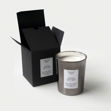 Scented candle - 04 J.E. Oolong Milky