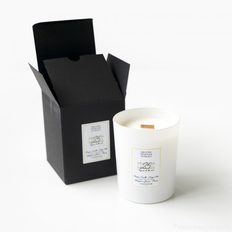Scented Candle - 25 Décembre Laponic Green