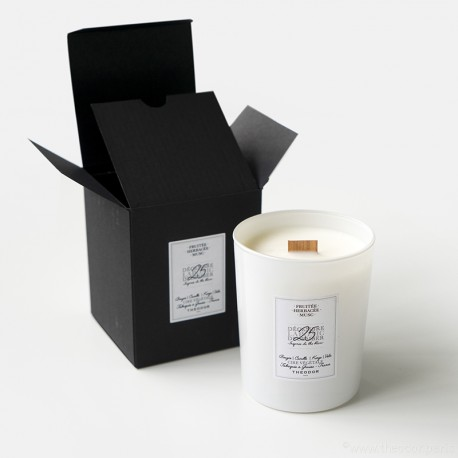 Scented candle - 25 Décembre Laponic White