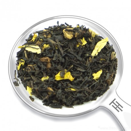 Tea - 'PLACE SAINT MARC' - ECLEA tin - Loose leaf tea