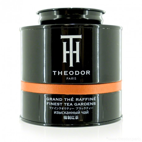 THÉ 'BOLLYWOOD CHAÏPUR'