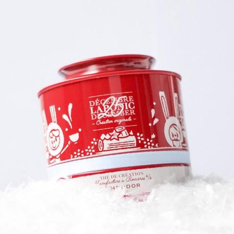 CHRISTMAS HERBAL TEA - JAPONIC 'LES HERBES INSOLENTES' - TAROUT ED - L'INSOLENT PARISIEN