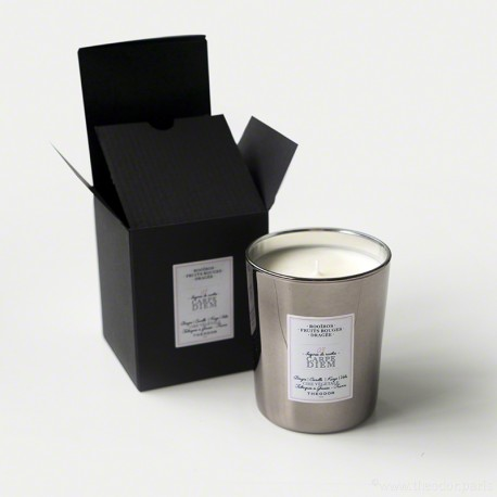 SCENTED CANDLE - '03 - CARPE DIEM'