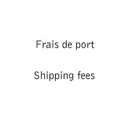 Frais de port UE