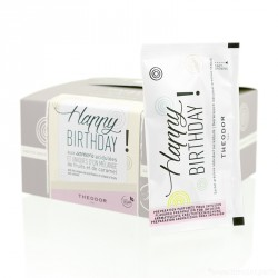 Happy birthday - Infusion parfumée