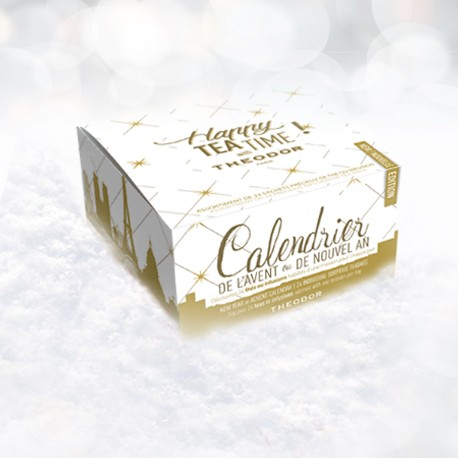 Original tea advent calendar