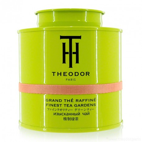 TEA - 'COÏNCIDENCE GREEN'