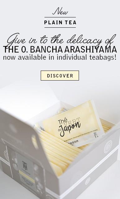 'O. Bancha Arashiyama' - Precious teabags