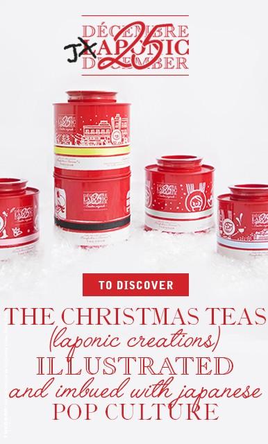 Christmas teas - Theodor