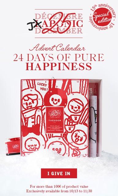 Tea Advent Calendar - THEODOR